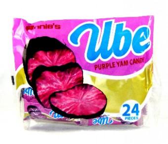Annie's - Ube - Purple Yam Candy