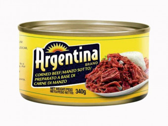 Argentina - Corned beef