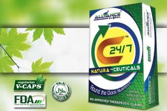 C24/7 Natura Ceuticals - 30  Vcups