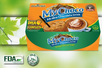 My Choco Alkaline Chocolate Drink - 600 g  20Sachets