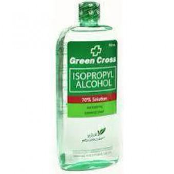Green cross - 70% solution
