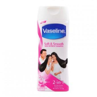 Vaseline - Shampoo - Soft & Smooth 2-in-1 (pink)