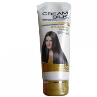 Creamsilk - Conditioner - Stunning shine (gold)