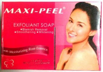 Maxi-Peel - Exfoliant soap (pink)