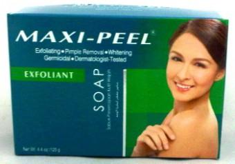 Maxi-Peel - Exfoliant soap (green)
