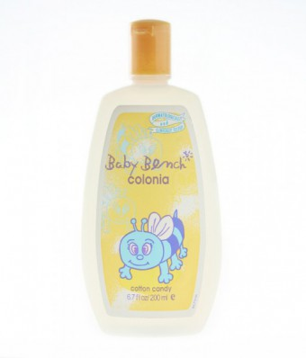 Baby Bench Colonia - Cotton Candy