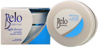 Belo - Whitening Vitamin Cream - Night Therapy