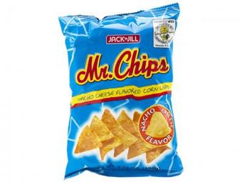 Jack & Jill - Mr. Chips