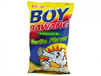 Boy Bawang - Garlic