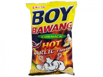 Boy Bawang - Hot Garlic