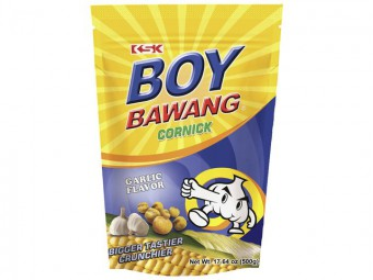 Boy Bawang - Garlic flavor