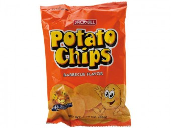 Jack & Jill - Potato Chips BBQ