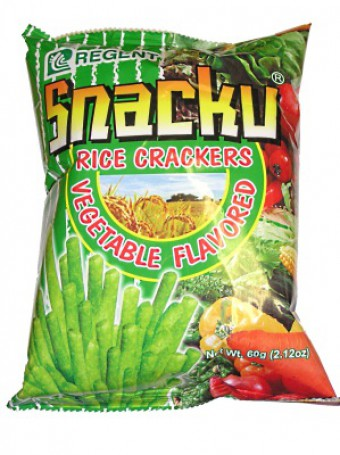 Regent - Snacku Vegetable flavor