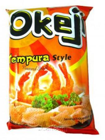 Okeji - Tempura style