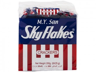 Sky Flakes Crackers
