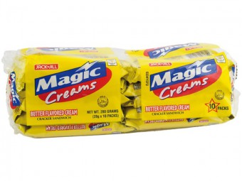 Magic Cream - butter flavored cream