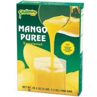 Philippine Brand Mango Puree - Sweetened