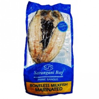 Saranggani marinated milkfish