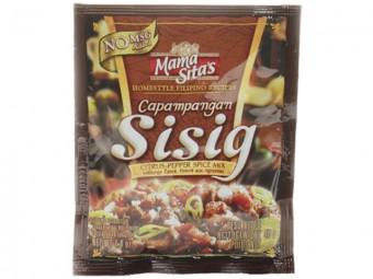 Mama Sita's - Capampangan Sisig mix