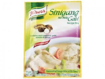 Knorr - Sinigang na may Gabi