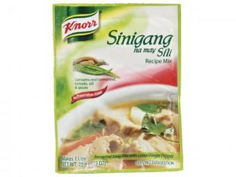 Knorr - Sinigang na may Sili