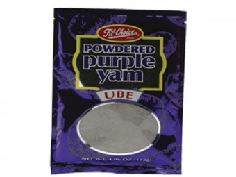 Powdered Purple UBE