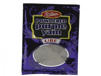 Powdered Purple Yam UBE