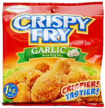 Crispy Fry - Garlic