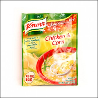 Knorr - Chicken and Corn soup