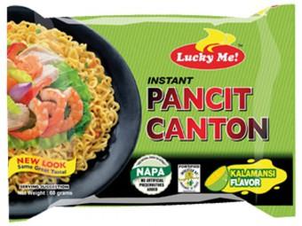 Pancit Canton - Calamansi