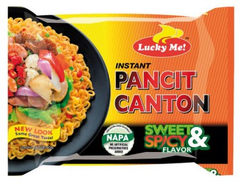 Pancit Canton - Sweet & Spicy