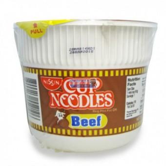 Cup Noodles - Beef