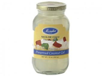 Coconut Gel Nata de Coco (white)