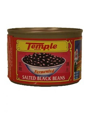 Salted black beans