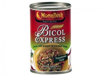 Bicol Express (Vegetarian style)