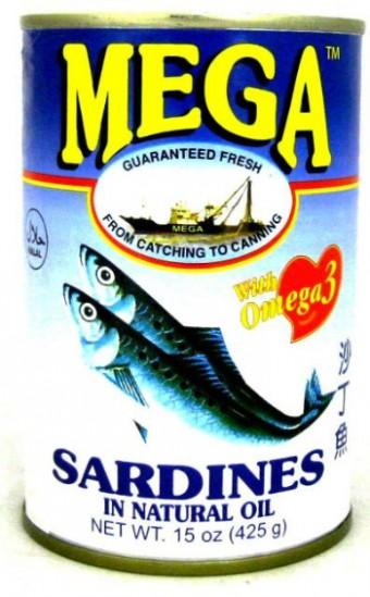 Mega - Sardines