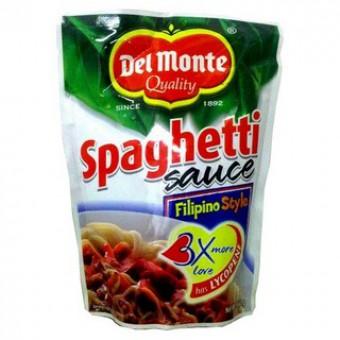 Del Monte - Spaghetti Sauce - Filipino Style