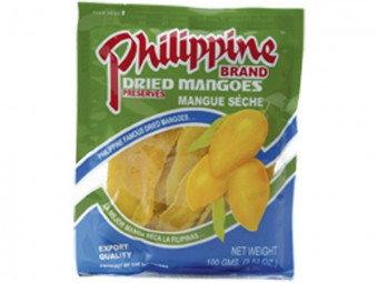 Philippine Brand - Dried Mango